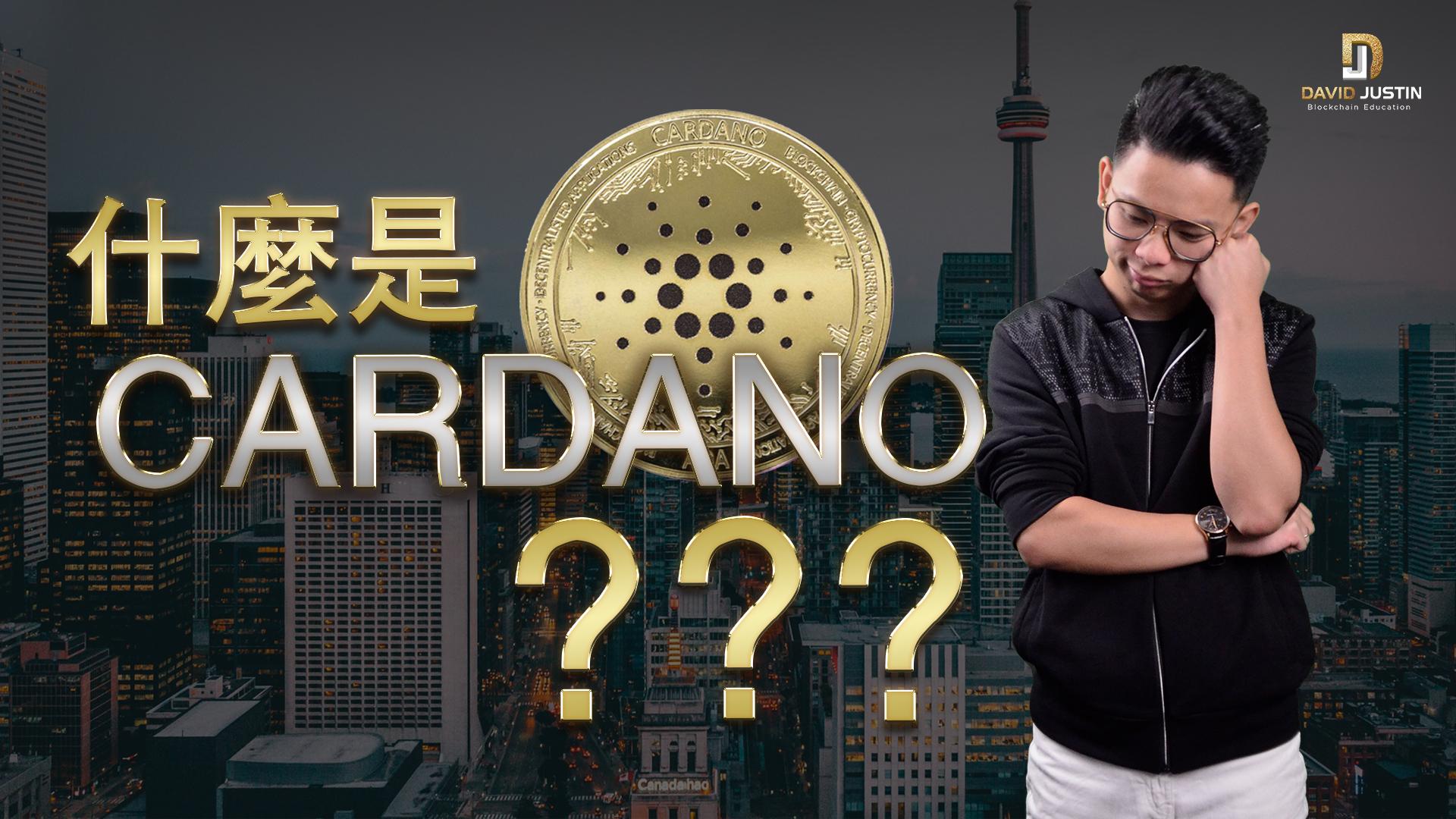 什麼是 CARDANO ?